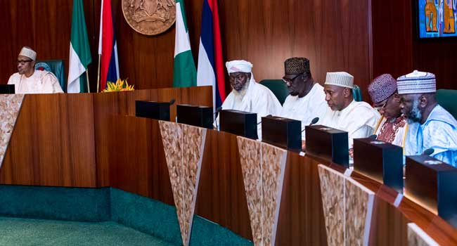 I Won't Go To Jail, You Can't Accuse Me Of Stealing – Buhari