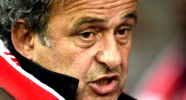 Platini Wishes FIFA Ethics Panel Would 'Disappear'