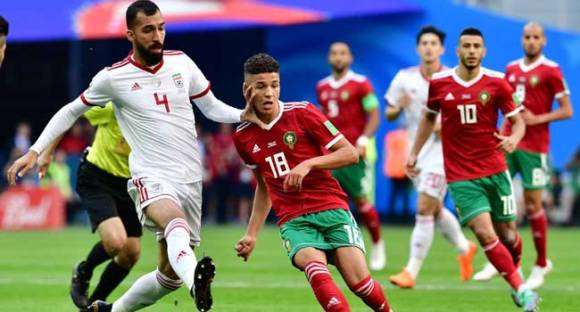 World Cup Live: Morocco vs Iran Match Is Underway