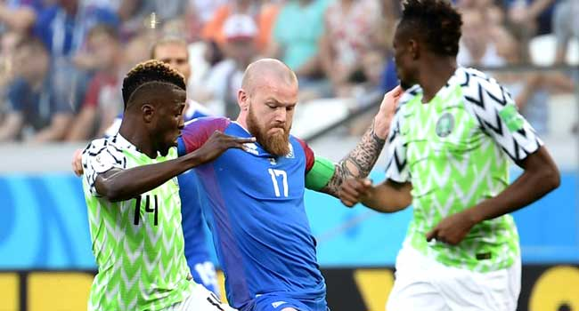 World Cup Live: Nigeria Chase Victory Against Iceland