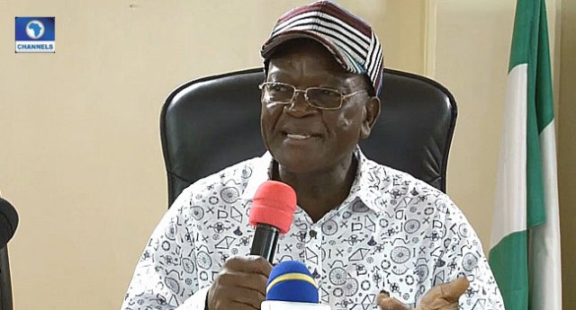 Re-Election: Ortom Picks Mark, Suswam As Campaign Council Members