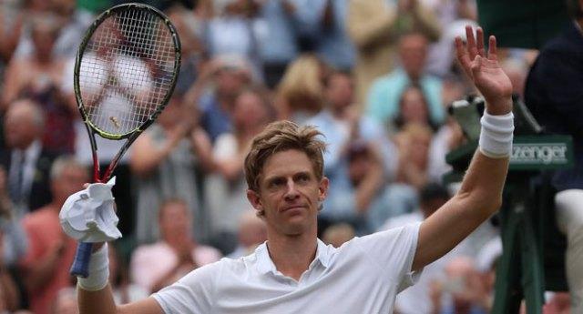 Anderson Reaches Wimbledon Final After Second Longest Grand Slam Singles Match