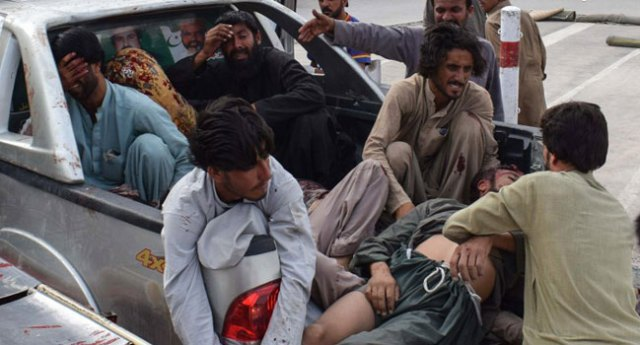 Suicide Blast Kills 85 At Pakistan Election Rally