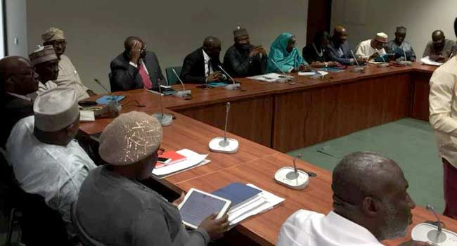 Image result for NASS Joint Committee to determine how INEC will fund 2019 polls