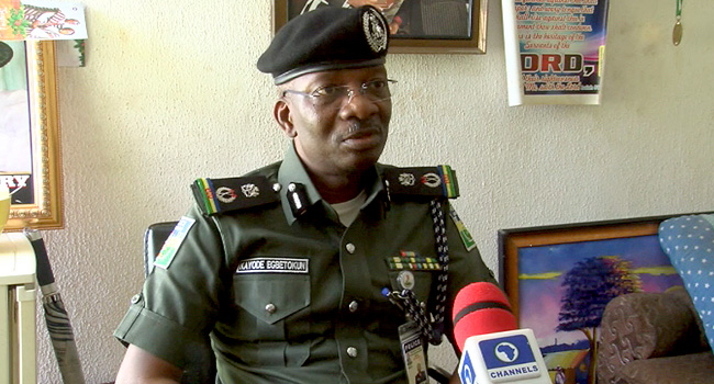 #OsunDecides: Police Impound 42 Motorcycles, 3 Buses For Flouting Movement Restriction