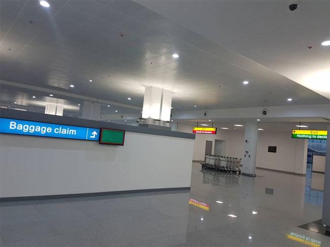 New International Terminal Of Port Harcourt International Airport 4