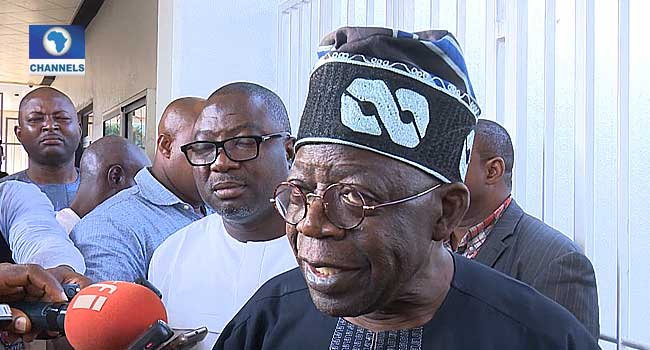Image result for Tinubu is eminently qualified to lead Nigeria, says group