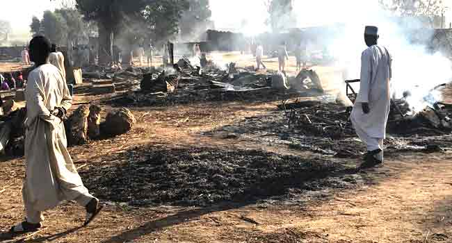 Cleric, 14 Others Killed As Boko Haram Attacks Borno Villages