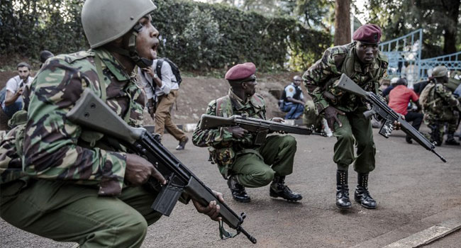 Kenya Gov't Confirms Ambush That Killed 8 Was Terrorist Attack