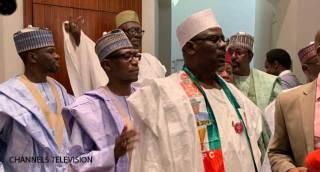 2019 Election: North East Leaders Visit Buhari In Abuja