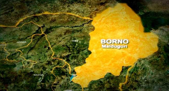 Borno is situated in northeast Nigeria.