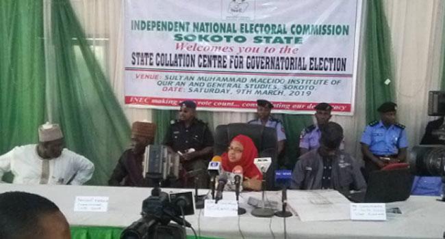 Sokoto Governorship Election Declared Inconclusive