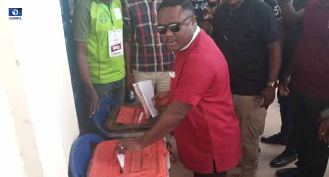 Cross River Governor Ben Ayade Re-Elected
