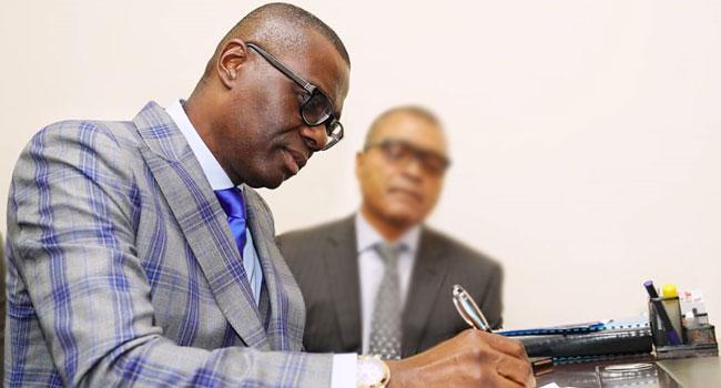 Swearing-In: Salis Is Seeking Relevance After Election Loss, Says Sanwo-Olu