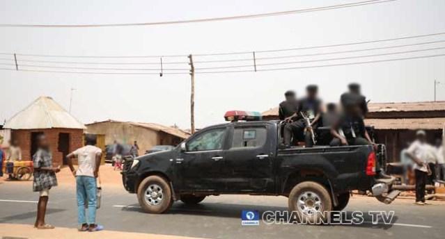 Police Engage Suspected Kidnappers On Kaduna-Abuja Highway, Kill Nine