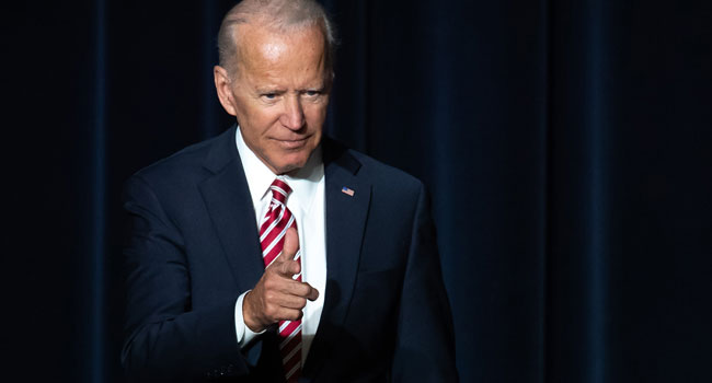 Biden Wants 'immediately Release' Of Transcript In Whistleblower Saga