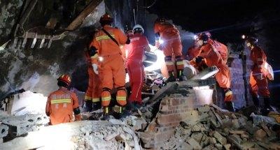 6.0-Magnitude Earthquake Kills 13, Injures 199 In China 1