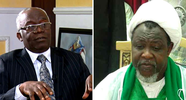 'Elzakzaky Must Not Be Allowed To Die,' Falana Warns FG