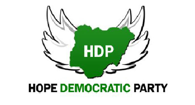 Logo Fresh Democratic Party