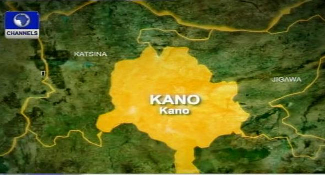 A map of Kano state in northern Nigeria.-Kanooooo