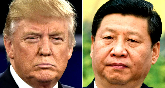 Trump Bans US Investments In 31 Companies Controlled By China's Military