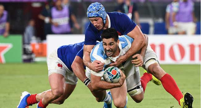 French Fume Over Scrum Refereeing At Rugby World Cup