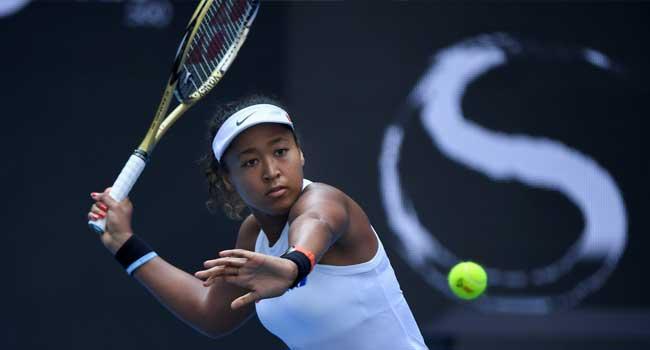 Naomi Osaka - Barty, Osaka advance into China Open last 16, Kerber knocked out