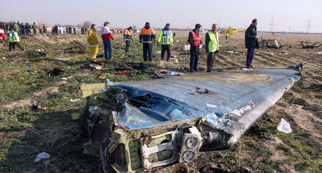 Ukraine, Iran begin negotiations on compensation for Ukrainian jet crash