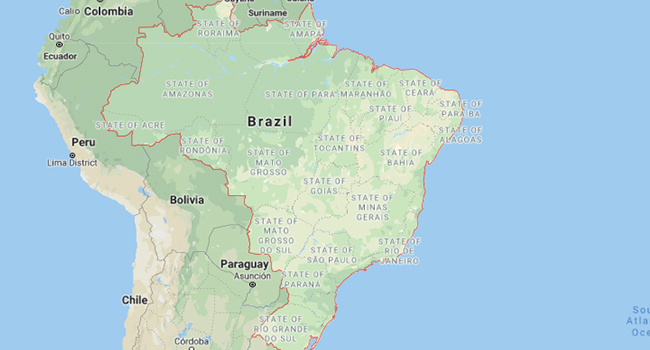 Brazil is the world's fifth-largest country by area and the sixth most populous.