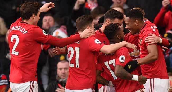 Man United Beat Man City In Premier League Cracker