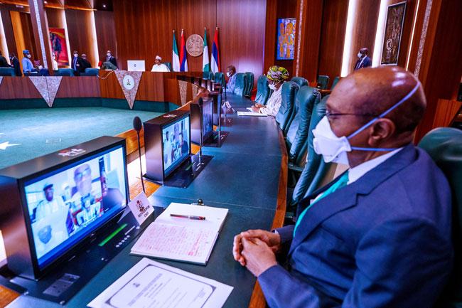 Buhari Governors1
