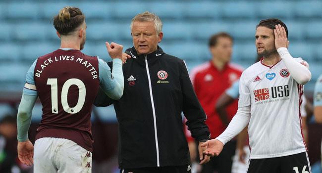 Wilder fumes after goalline technology mistake denies Blades