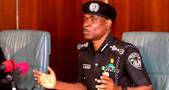 The IGP mandates a 24-hour security arrangement, patrols across the country – television channels