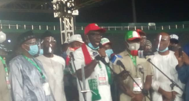 Obaseki Wins PDP Governorship Primary
