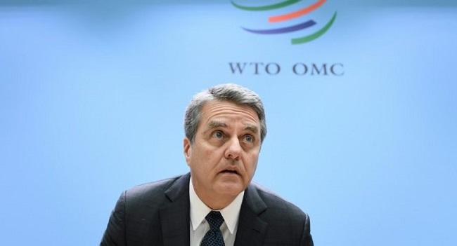 NNN: L'Organisation mondiale du commerce (OMC) doit réagir plus rapidement à des chocs comme la pandémie de coronavirus si elle veut survivre. Le directeur général sortant de l'organe, Roberto Azevedo, a déclaré jeudi à Genève. Le diplomate commercial brésilien tire sa révérence à la fin du mois d'août, alors que l'OMC est confrontée à de […]