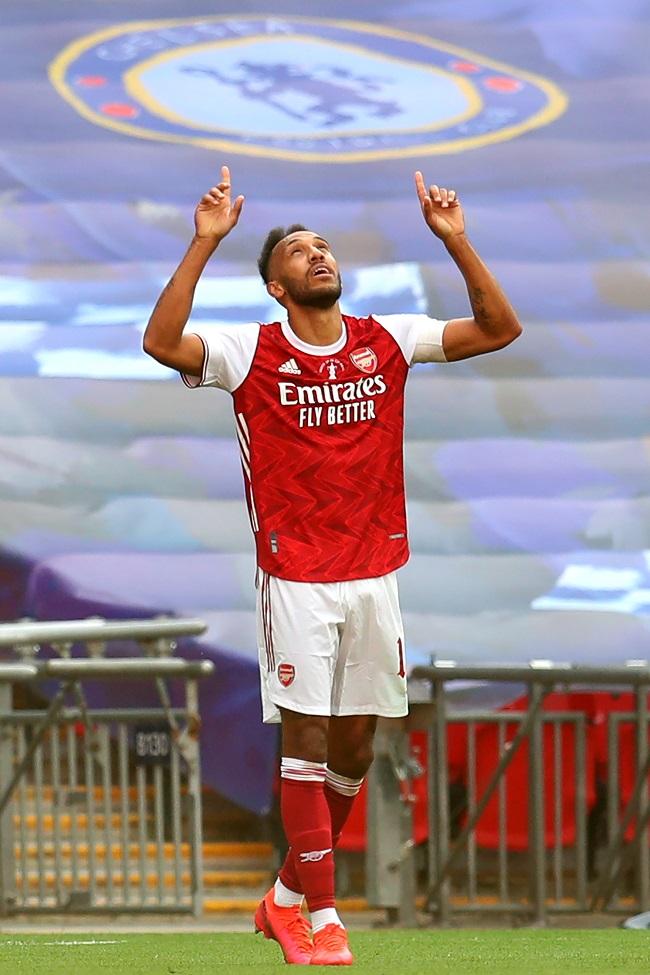Arsenal Win FA Cup