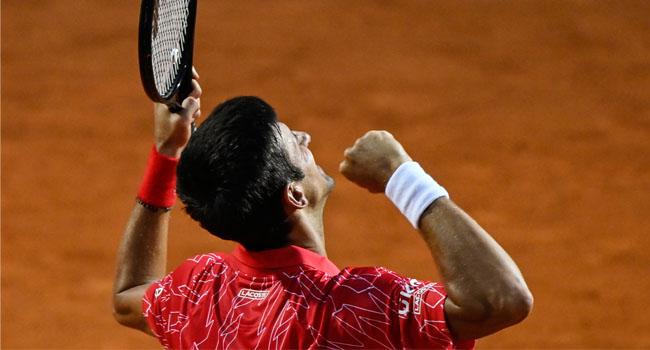 Breaking News Djokovic Wins Fifth Italian Open Title