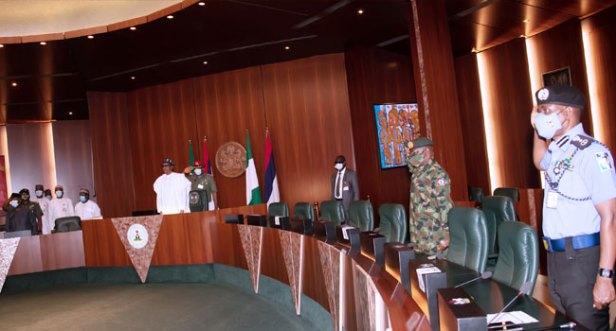 Buhari Ex Presidents3