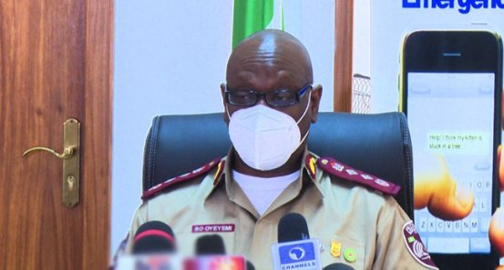 FRSC issues February 2021. Deadline for installation of safety valves – Television channels