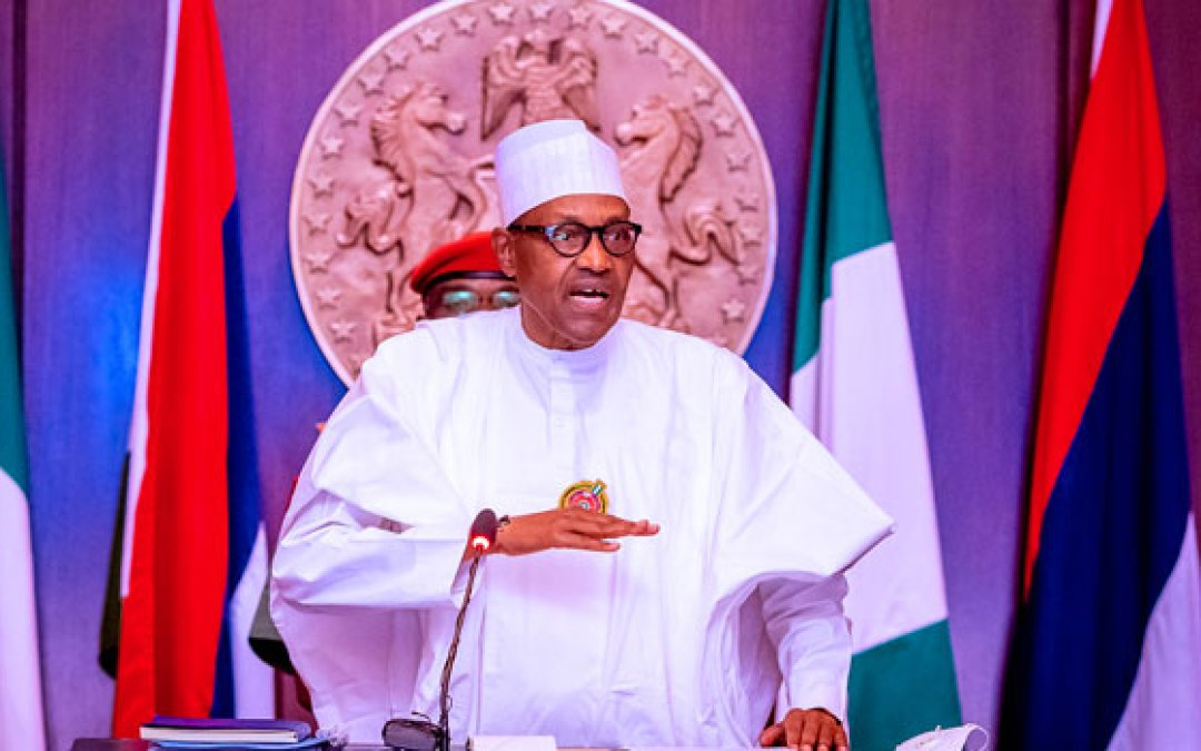 Only National Assembly Can Deal With Restructuring – Buhari