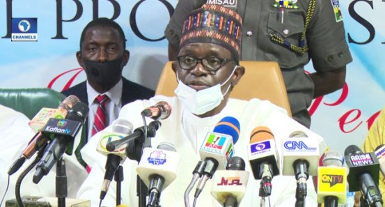 APC has been working on managing Nigeria for 36 years, says Buni – Channel Television