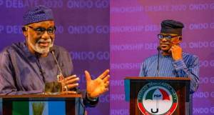 The tribunal deleted the case of PDP Jegede against Akeredolu – Television Channels