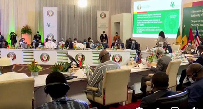 Buhari in AU Summit 1