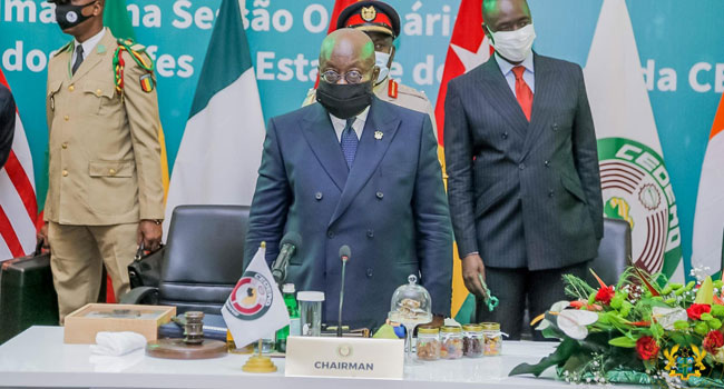 Ghanaina President