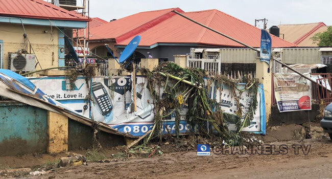 trademore estate lugbe flood