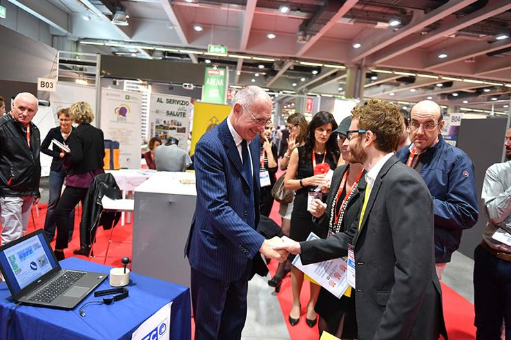 L'open innovation made in Italy a Smau Milano