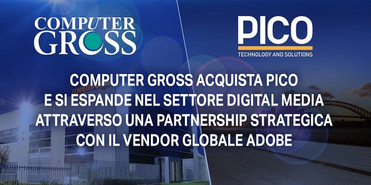 Potenziamento nei Digital Media, Computer Gross compra Pico
