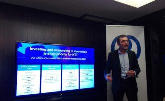 Nasce il centro di co-innovazione europeo NTT per clienti e partner