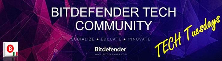 Formazione webinar Bitdefender