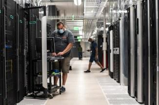 HPE alza il sipario sull'HPE 5G Lab